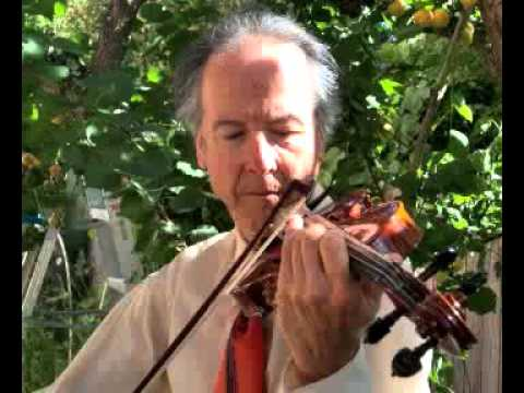 violinist Bernard Chevalier plays Viotti Violin Concerto no. 23 G major