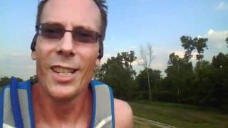 First long run with new camelbak lr ultra vest