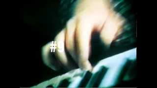 Para tocar el piano en los estilos latinos
