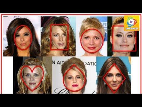 Découvrez la coupe qui convient le plus à votre forme de visage - Random888