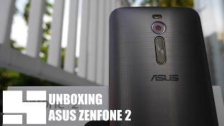 Unboxing ASUS Zenfone 2 ZE551ML Indonesia