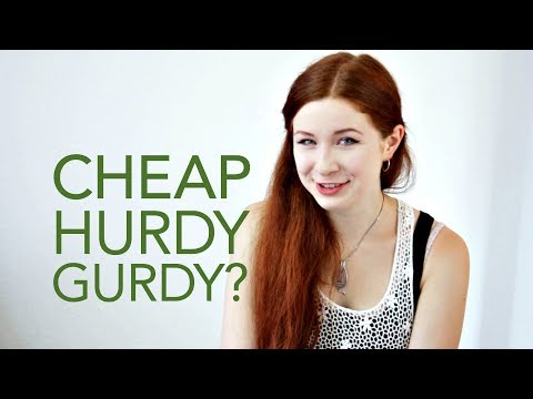 Q+A: SHOULD I BUY A CHEAP HURDY GURDY? How long does it take to learn the gurdy?