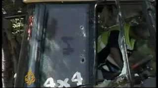 Jerusalem bulldozer attack -  22 July 08