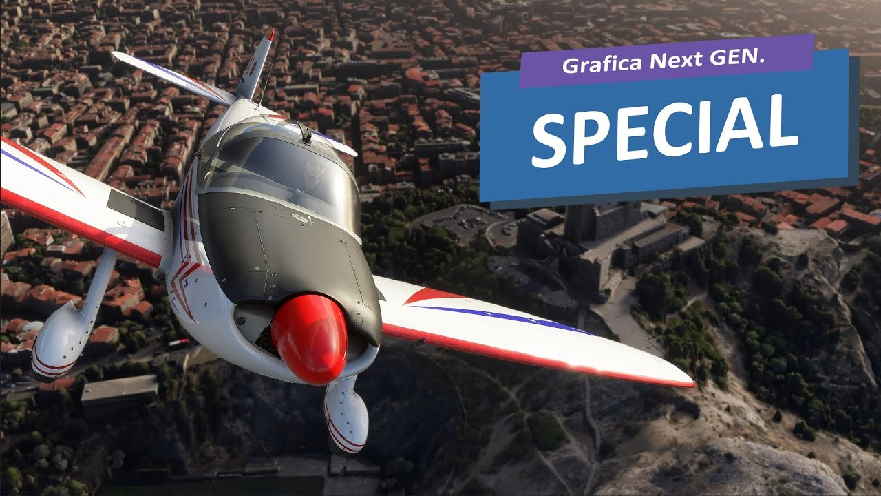 Grafica Next Gen - Flight Simulator deschide portile (PS5 ...