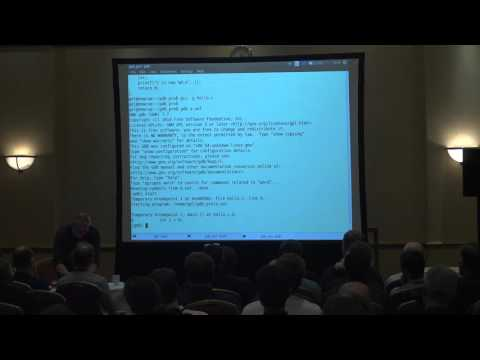 'Become a GDB Power User' - Greg Law [ ACCU 2016 ]