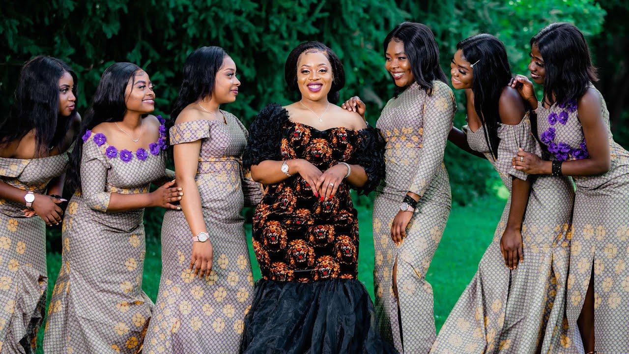Download Gillene Kikoko   BRIDAL SHOWER
