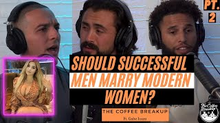 Modern Dating Culture, Red Flags & Why Men Fear Marriage Ft. Gabe Icaza Part 2