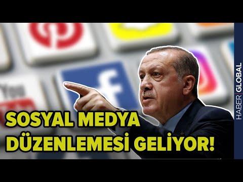Cumhurbaşkanı Erdoğan Açıkladı! Sosyal Medya Düzenlemesi Geliyor