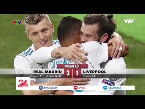 Chung kết Champions League 2018: Ai là người hùng? Ai là tội đồ?- Tin Tức VTV24
