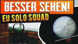 Besser sehen! - Nebel Solo Squad (Playerunknowns Battlegrounds)