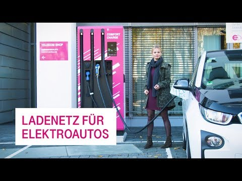 Social Media Post: Ladenetz für Elektroautos - Netzgeschichten