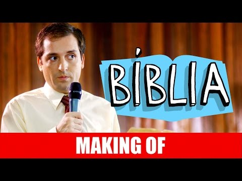 Making of – Bíblia
