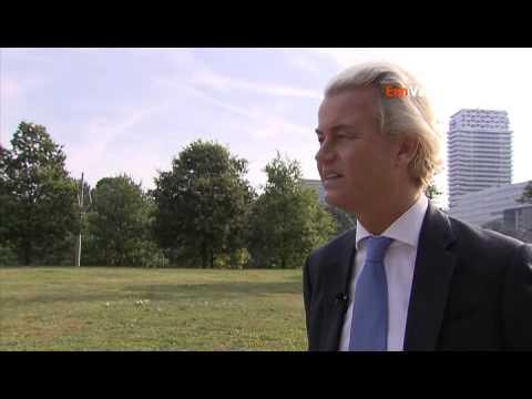 Geert Wilders interview 1Vandaag