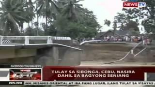 QRT: Misamis Oriental, isinailalim sa state of calamity dahil sa bagyong Seniang
