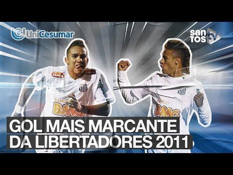 QUAL O GOL MAIS IMPORTANTE DA LIBERTADORES 2011? | TOP UNICESUMAR 24