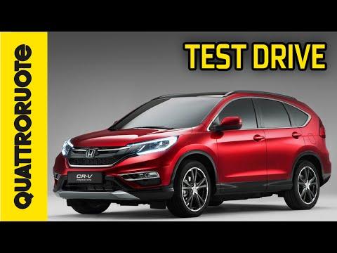 Honda CR-V 2.2 iDTEC 2014 Test Drive
