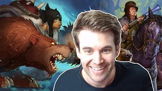(Hearthstone) The Hounds of Tess