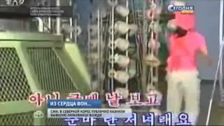 2013 В Северной Корее за порно съемки расстреляна любовница
