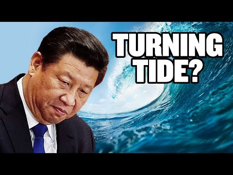 Is the Global Tide Turning Against China?  C Hamilton