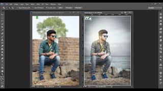 photoshop manipulation - How to edit like kerala editors || MKcreation