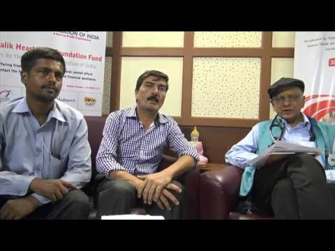 Parvez,  SM Heart Care Foundation Fund, Medical Treatment
