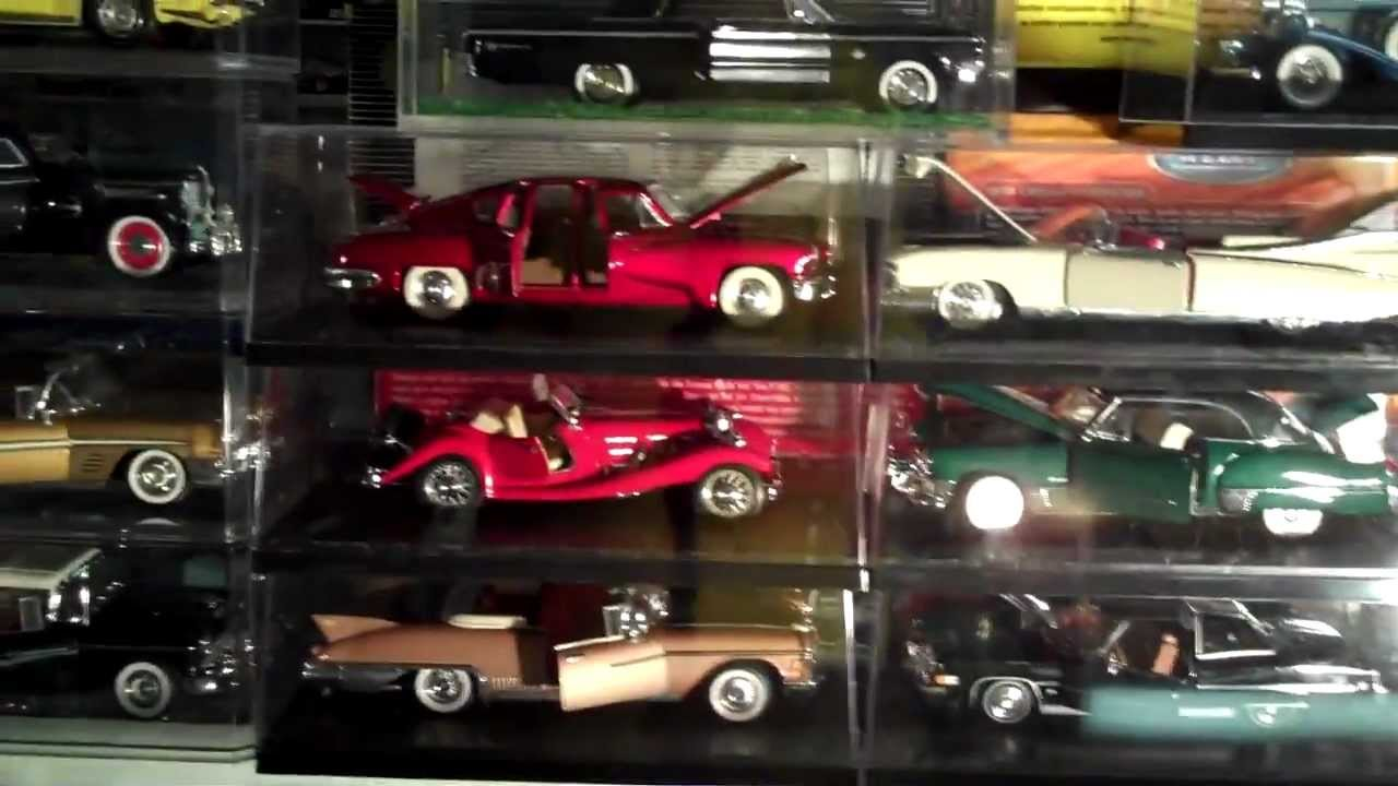 DieCast Collection - YouTube