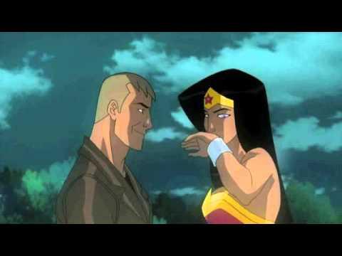 Diana Kisses Steve