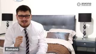 Обзор кровати Askona Romano