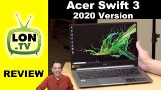 Acer Swift 3 2020 Laptop Review - 14 quot Midrange Laptop with Thunderbolt