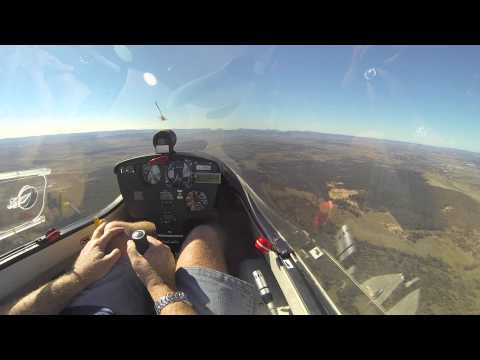 Gliding Introductory Flight - HD Cockpit Experience