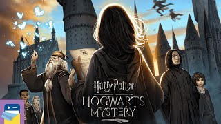 Harry Potter Hogwarts Mystery: iOS iPad Gameplay Walkthrough  (by Jam City, Inc.)