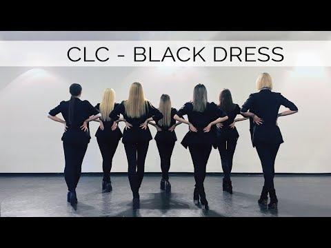 CLC (씨엘씨) - BLACK DRESS Cover By X.EAST