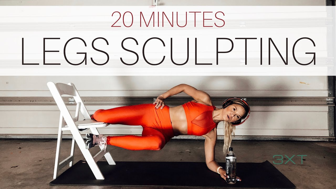 Quick at Home Workout: LEGS, BOOTY & INNER THIGHS