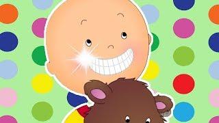 Caillou en Français- Caillou chez le dentiste | conte pour enfant | dessin animé en entier