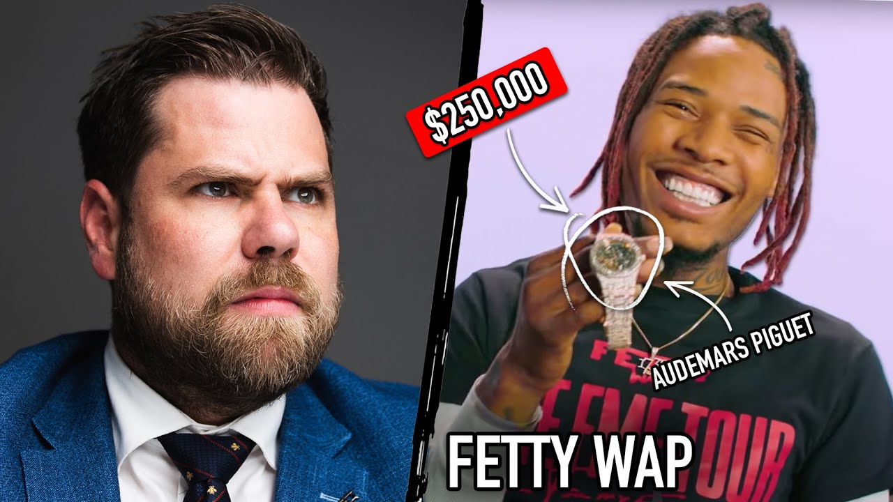 Watch Expert Reacts to Rappers' AWFUL Watches