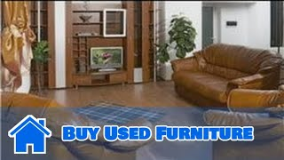 Home Improvement & Remodeling : How to Buy Used Furniture