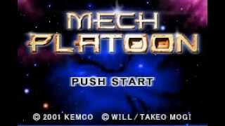 Mech Platoon Part 1 - Tutorial Mission 1