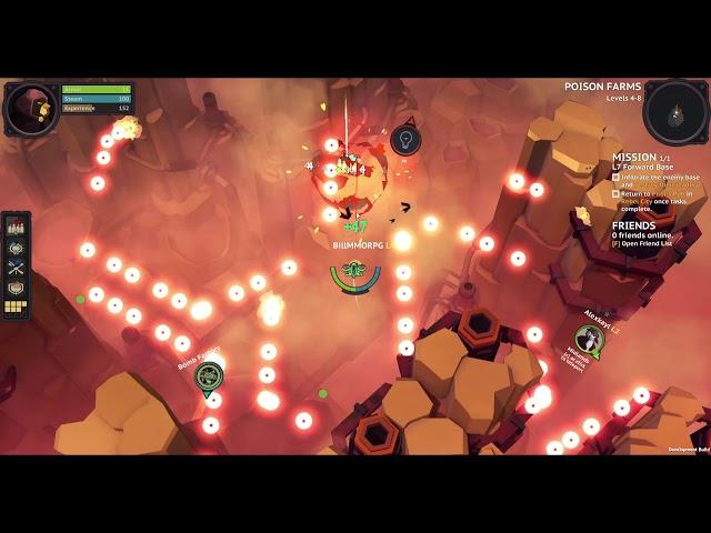 Steambirds Alliance Gameplay Video