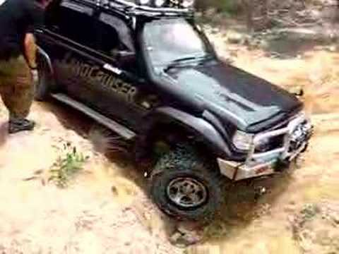 Land Cruiser 80 4x4 offroad