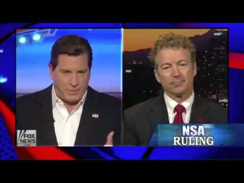 Rand Paul: John McCain And Jeb Bush Are Wrong On Illegal NSA Spying
