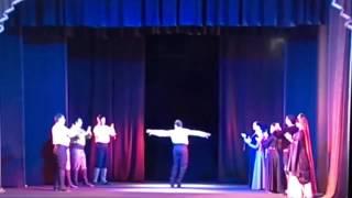 Танцует Кабехов Анзор