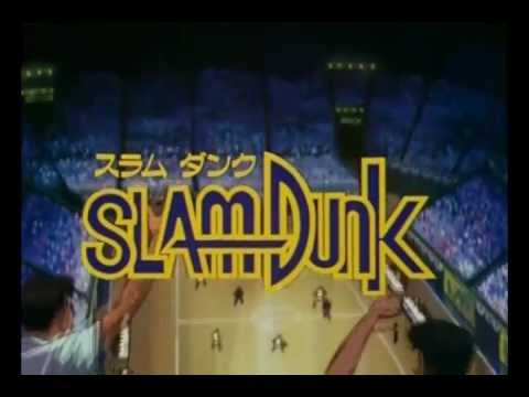 Slam Dunk - Opening latino HD