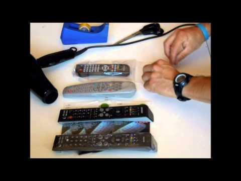 Plastificar mando a distancia