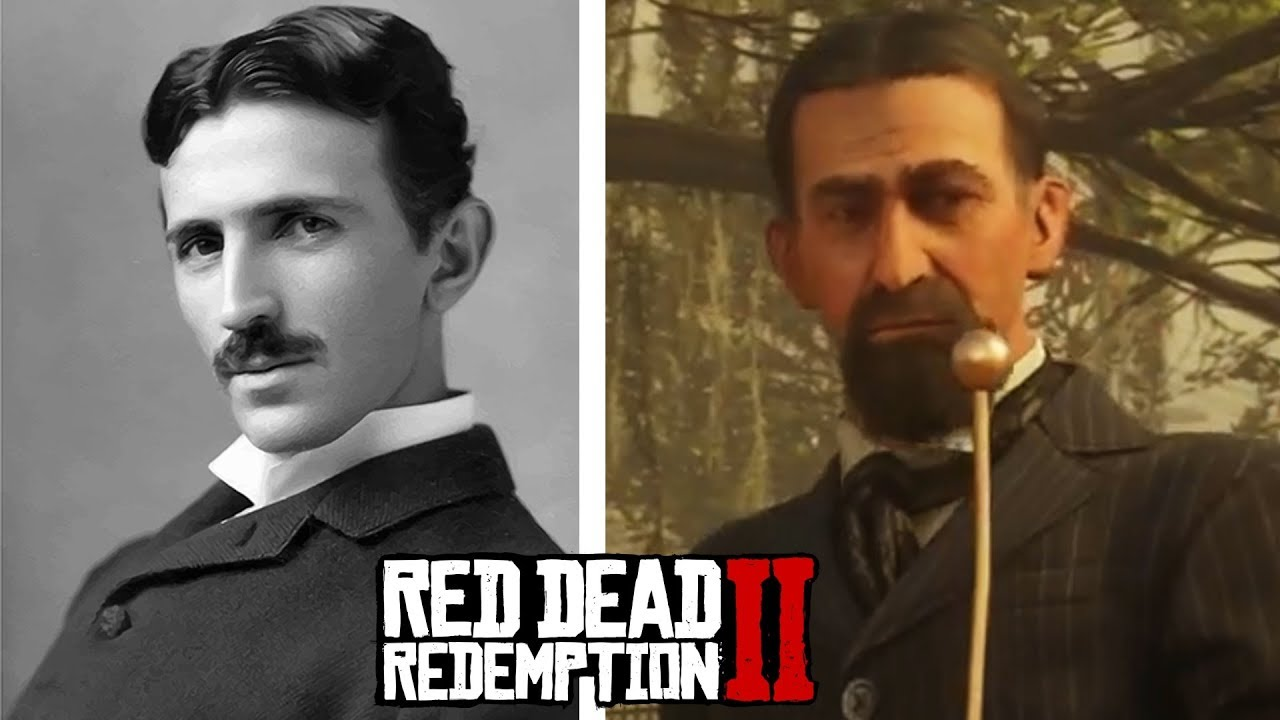 MARKO DRAGIC Artificial Intelligence MYSTERY! (Red Dead Redemption 2)