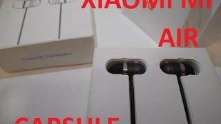Обзор Xiaomi Piston Air Capsule не стоящие своих денег