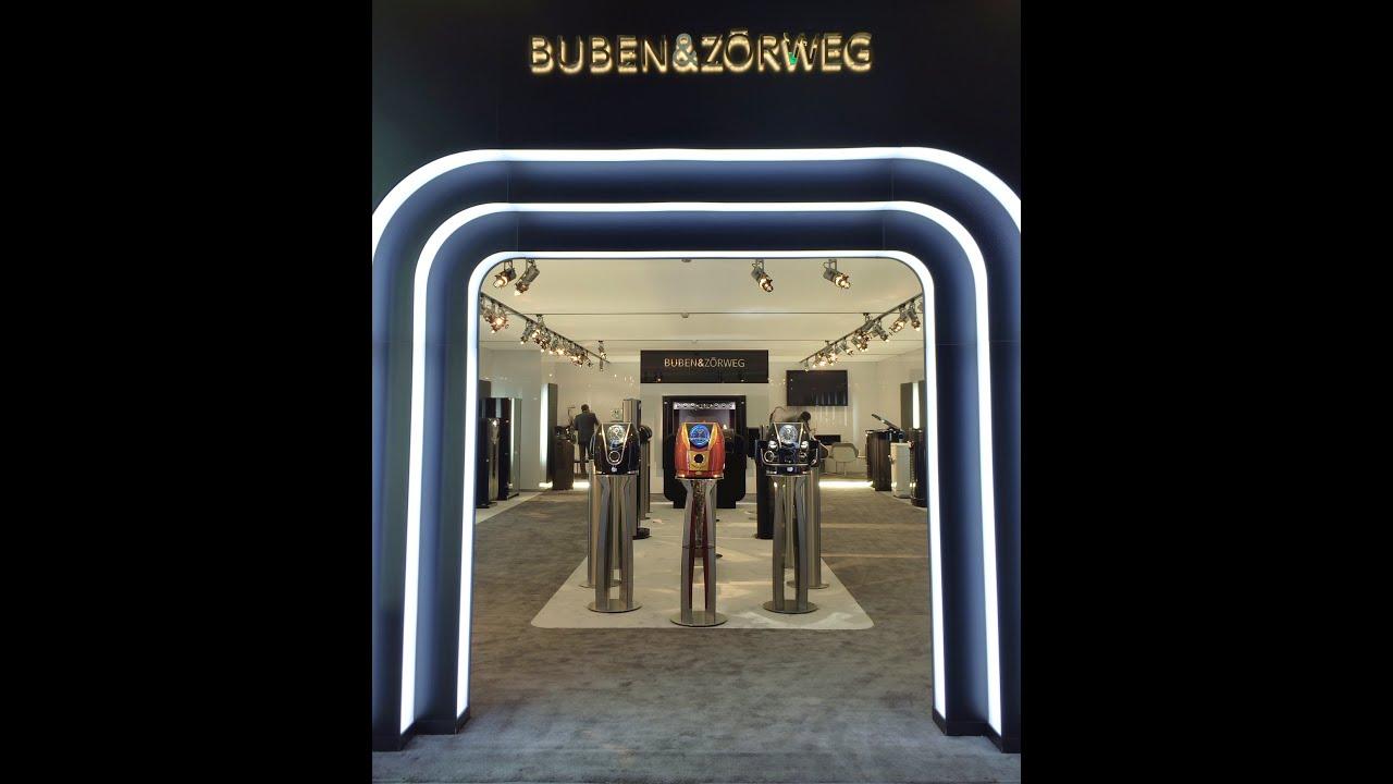 BUBEN&ZORWEG at Baselworld 2015