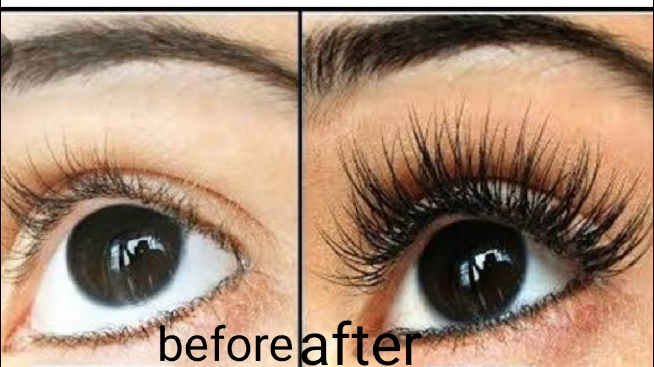 Grow long thick eyebrows and eyelashes 1 week 100%result ...