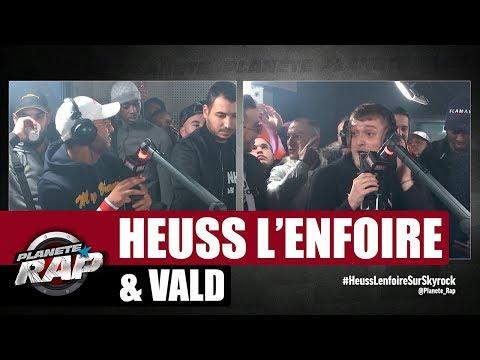 Heuss L'enfoiré 'L'addition' ft Vald #PlanèteRap