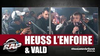 """Heuss L'enfoiré """"L'addition"""" ft Vald #PlanèteRap"""