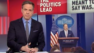 Tapper: We've had to live in this farce thumbnail